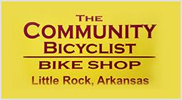 the Community Bicyclist Bike Shop Little Rock, Arkansas